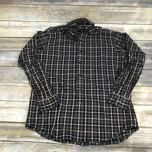 🎉SALE!!! Button up long sleeve shirt L